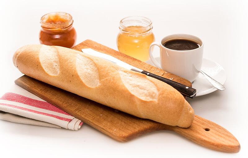 Szendvics baguette
