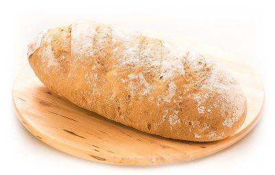 Bajor rozsos kenyér 750 g
