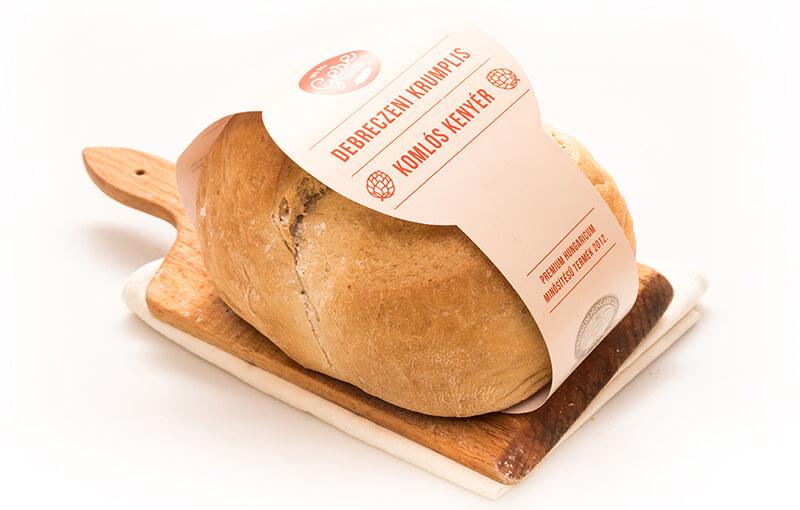 Debreczeni komlós-krumplis kenyér 500g, 1kg, 2 kg