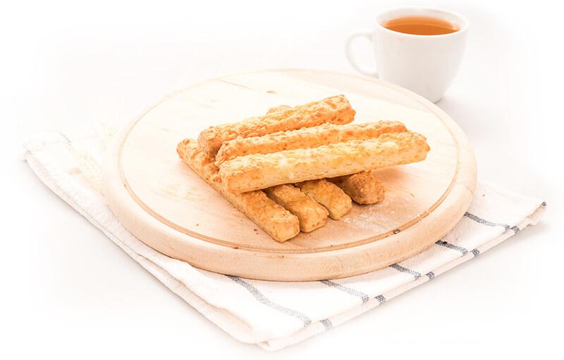 Vágott sajtos teasütemény 250g/csomag