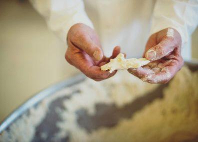 A kenyér lelke, a kovász.