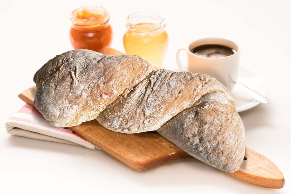Búzacsírás kenyér 400g