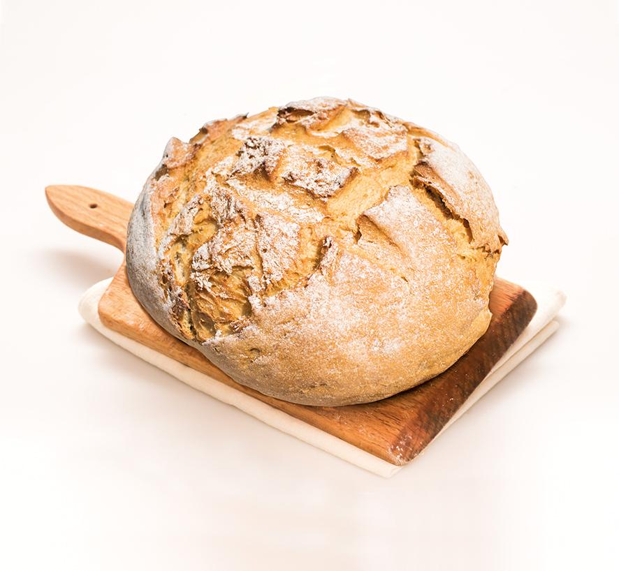 Burgonyás kenyér 750g