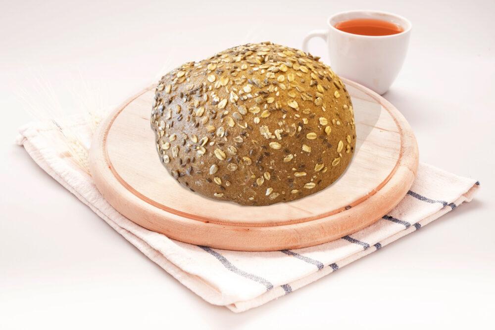 Teljes kiőrlésű magos kenyérke 400 g